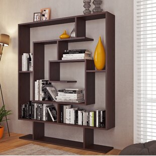 Gailey Geometric Bookcase by Ivy Bronx