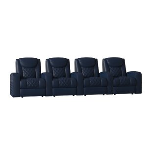 Azure Series Home Theater Row Seating Row of 4