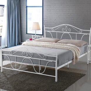 European Kingsize Bed Frame By Rosalind Wheeler