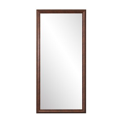 BrandtWorksLLC Vintage Hill Full length Wall Mirror Size: 70.5 H x 31.5 W