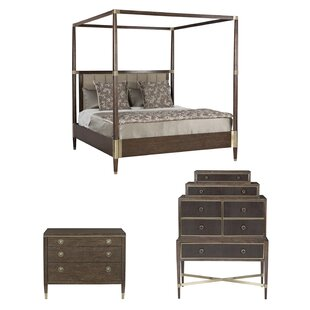 Clarendon Canopy Configurable Bedroom Set