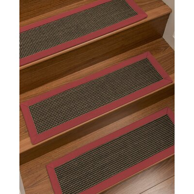 Blue Amp Red Stair Tread Rugs You Ll Love In 2020 Wayfair