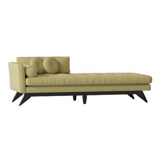 Goodlett Chaise Lounge by Mercury Row