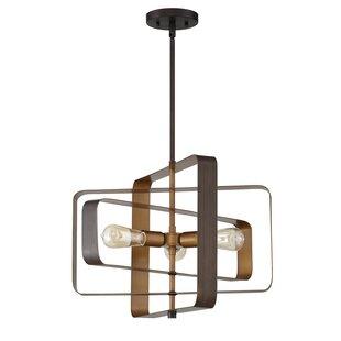 George Oliver Franklin 3-Light Pendant