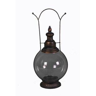 Metal Lantern by Charlton Home