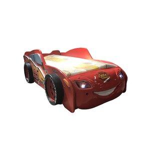 Lightning Twin Racing Twin Car Bed