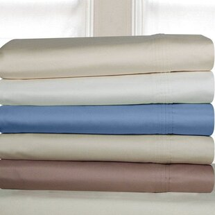Great choice 600 Thread Count Supima Cotton Sheet Set By Pointehaven