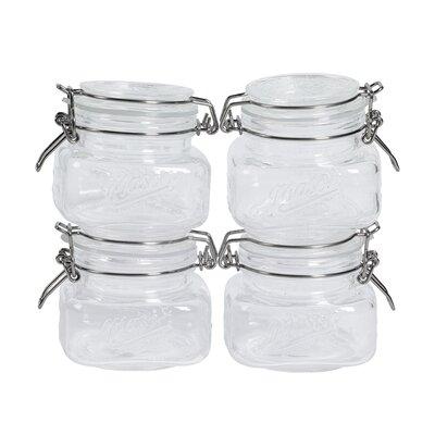 0.3 Qt. Canning Jar