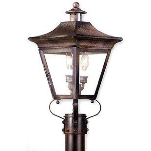 Theodore 2-Light 60W Lantern H..
