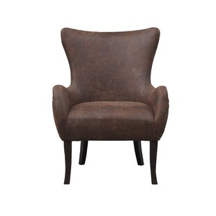 Moye Wingback Chair by Williston Forge