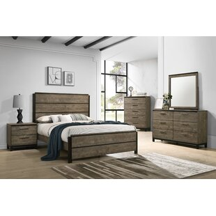 Uptown Panel Configurable Bedroom Set