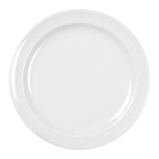 Ada Melamine Round 10.25 Dinner Plate