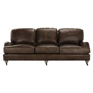 Georgios Leather Sofa