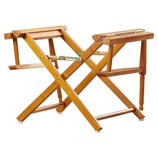Ivy Bronx Cabrales Folding Director Chair
