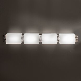 Modern Forms Aegean 4-Light LED Bath Bar