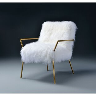 Kristy Accent Armchair by Everly Quinn