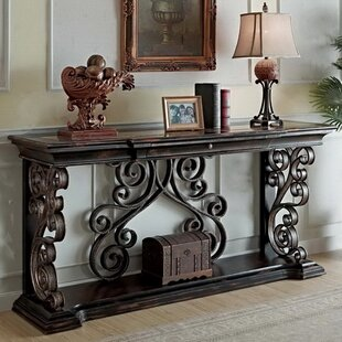 Eastern Legends Sorrento Console Table