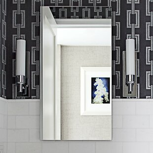 M Series 19.25 x 39.38 Recessed Medicine Cabinet by Robern