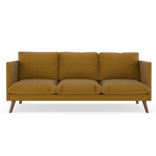 Rodgers Linen Weave Sofa