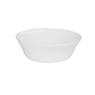 Best Reviews Petal Ceramic Circular Vessel Bathroom Sink By Maykke