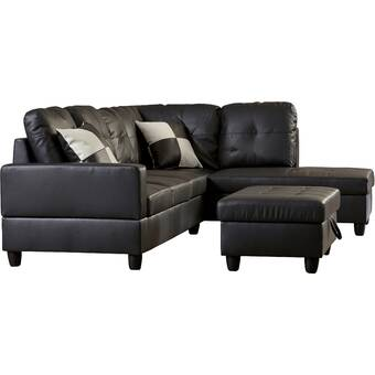 Amazing Longwood Modular Sectional With Ottoman Reviews Allmodern Gmtry Best Dining Table And Chair Ideas Images Gmtryco