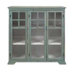 Giacinta 3 Door Accent Cabinet by Highland Dunes