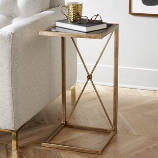 Shop For Thatcher End Table By Ivy Bronx