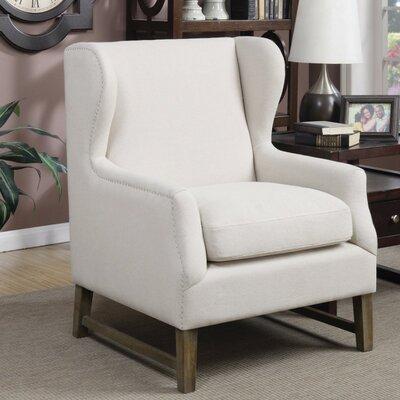 Surprising Gracie Oaks Shepherd Wingback Chair Dailytribune Chair Design For Home Dailytribuneorg