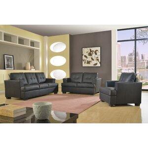 Granda 3 Piece Living Room Set