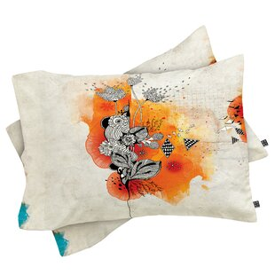 Iveta Abolina Forbbiden Thoughts Pillowcase