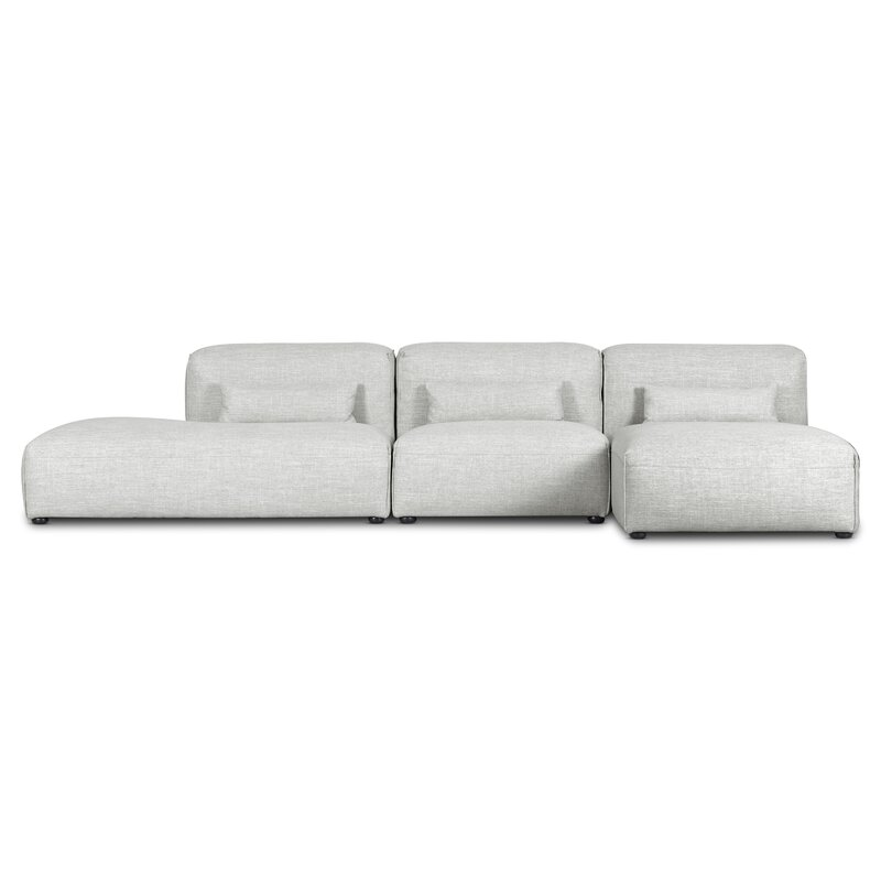Edgmond Alberica.  Chaise only! Sectional   Item# 11055