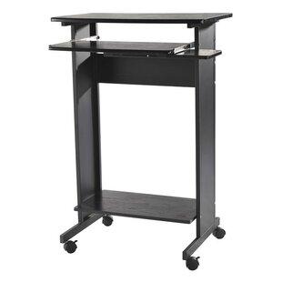 Portable Standing Desk by HomCom