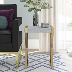 Online Reviews Sanford End Table by Willa Arlo Interiors