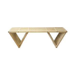 GloDea Eco Friendly Bench X90 Made in USA