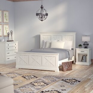 Moravia Panel 3 Piece Bedroom Set by Laurel Foundry Modern Farmhouse