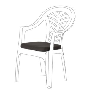 Resol Palma Garden Dining Chair Cushion (Set Of 6) By Sol 72 Outdoor