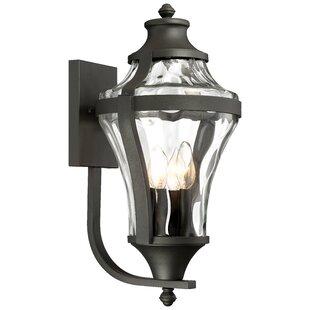 Darby Home Co Curcio 4-Light Outdoor Wall Lantern