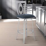 Lola Bar & Counter Swivel Stool by Armen Living