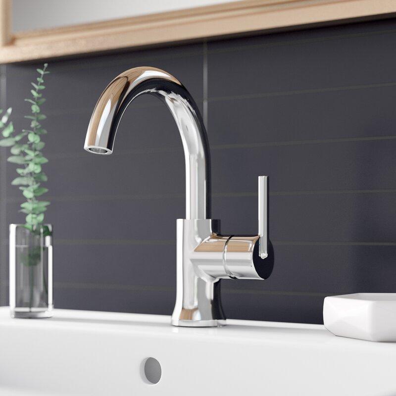 Delta Trinsic Single Hole Bathroom