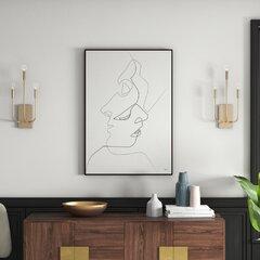 18 Wide Black White Framed Art You Ll Love In 2021 Wayfair