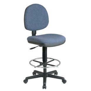 High-Back Drafting Chair by Office Star Products Design