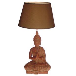Bargain Glenn Buddah 25 Table Lamp By Bloomsbury Market