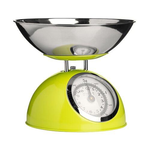 Mechanische Küchenwaage Wayfair Basics Farbe: Limettengrün | Küche und Esszimmer > Küchengeräte > Küchenwaagen | Wayfair Basics