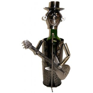Fraser Guitarist 1 Bottle Tabletop Wine Rack