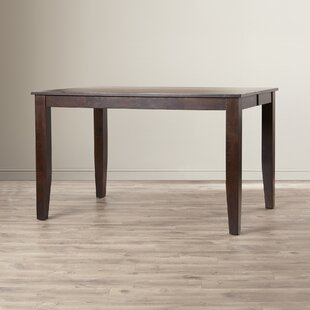 Carriage Hill Counter Height Extendable Dining Table by Red Barrel Studio