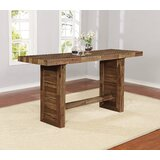 Ashburn Bar Height Dining Table by Loon Peak®