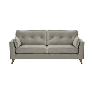 Jett 3 Seater Sofa By August Grove