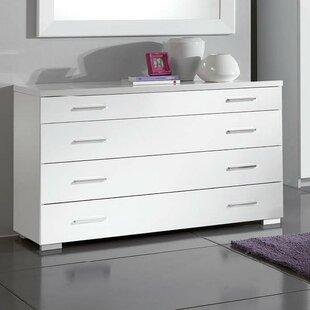 4 Drawer Dresser by Noci Design
