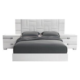 Baze Upholstered Sleigh Bed