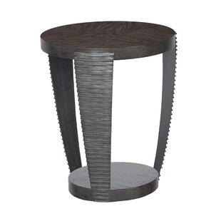 Reviews Lakeview End Table by Bloomsbury Market